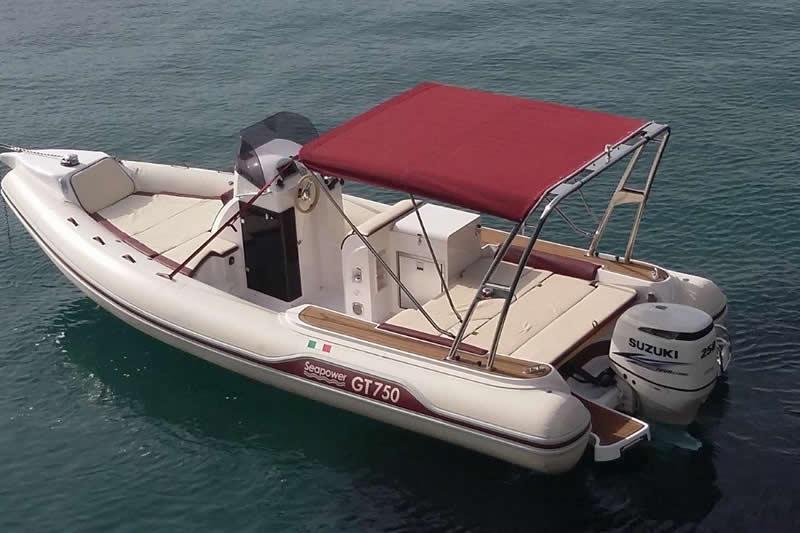 Gommone prezzi la cura dello yacht for Gozzi nuovi in offerta